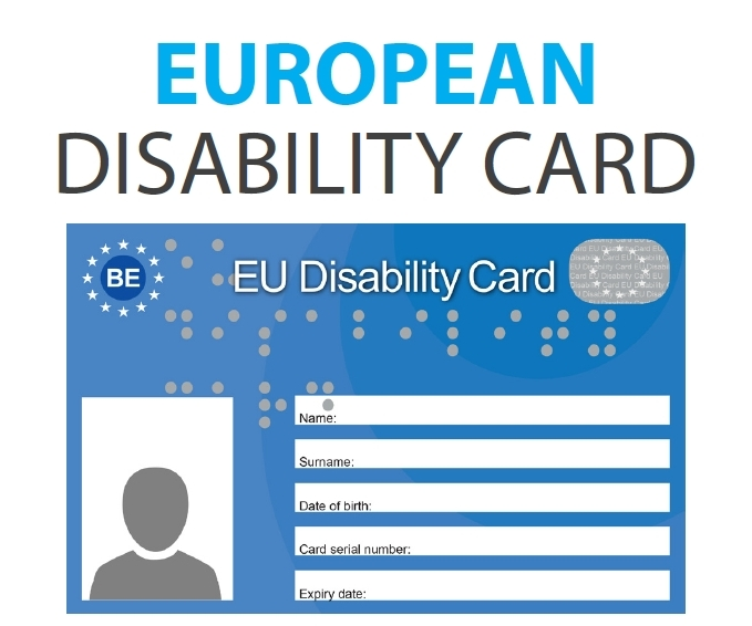 logo European Disability Card
