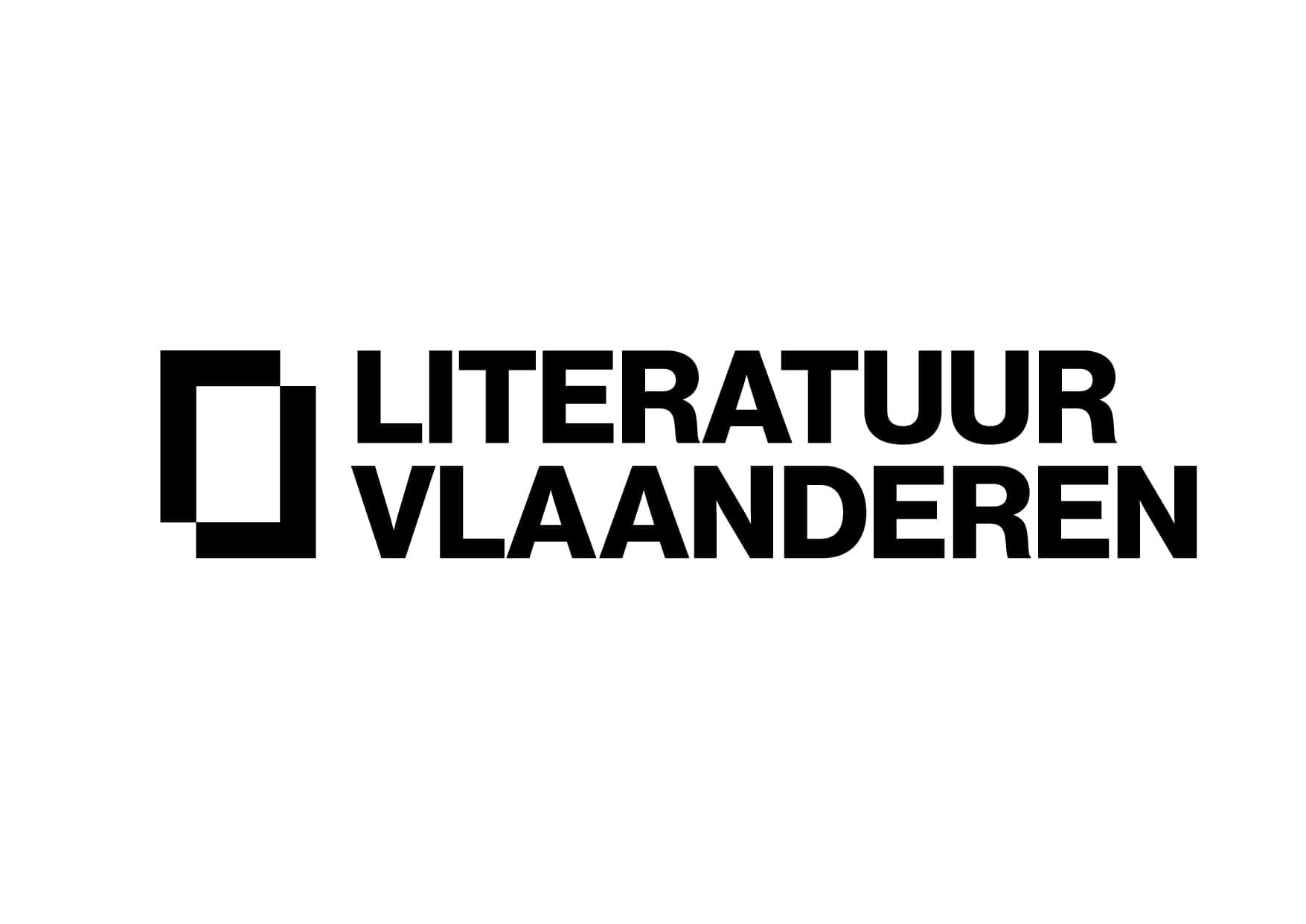 Literatuur Vlaanderen logo
