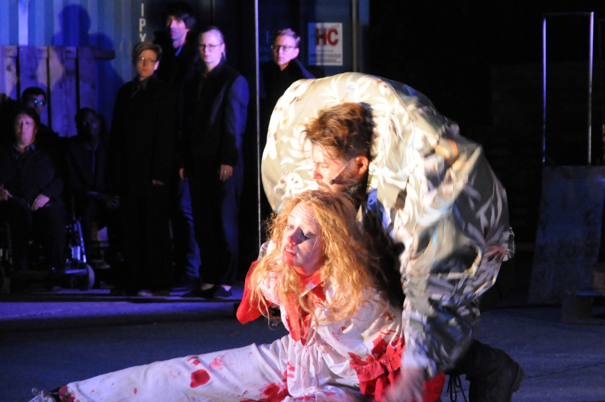 Compagnie Lodewijk / Louis & Theater FroeFroe -Titus