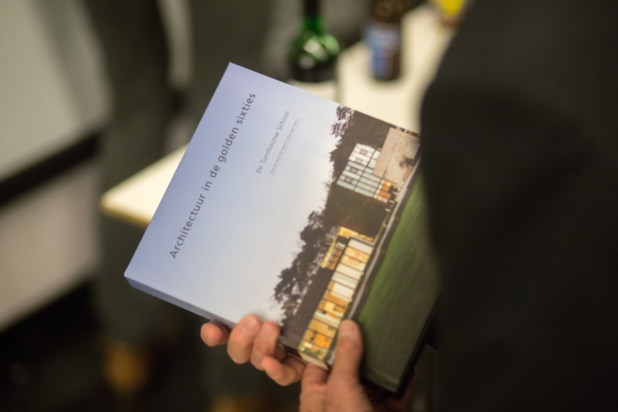 boek Architectuur in de golden sixties – de Turnhoutse School